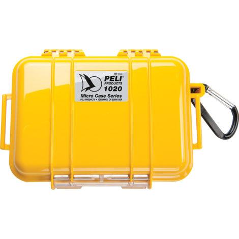 1020 Micro Case gul gul