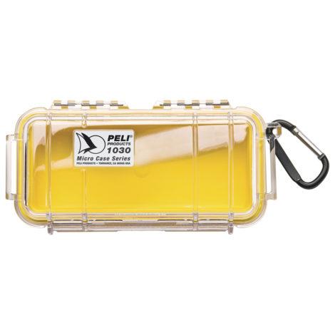 1030 Micro Case gul clear