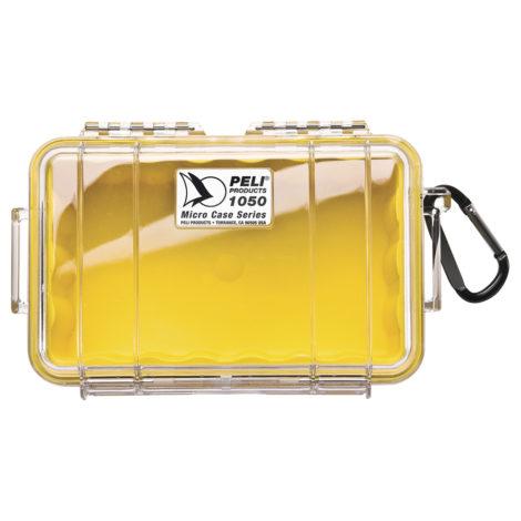 1050 Micro Case gul clear
