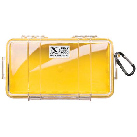 1060 Micro case gul clear